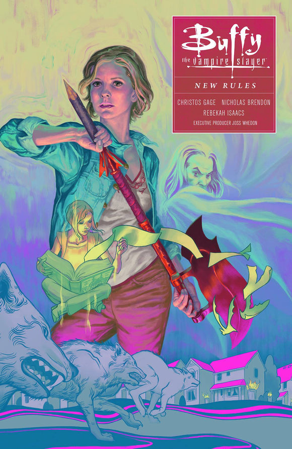 BUFFY THE VAMPIRE SLAYER SEASON 10 TP VOL 01