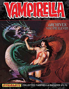 VAMPIRELLA ARCHIVES HC VOL 11