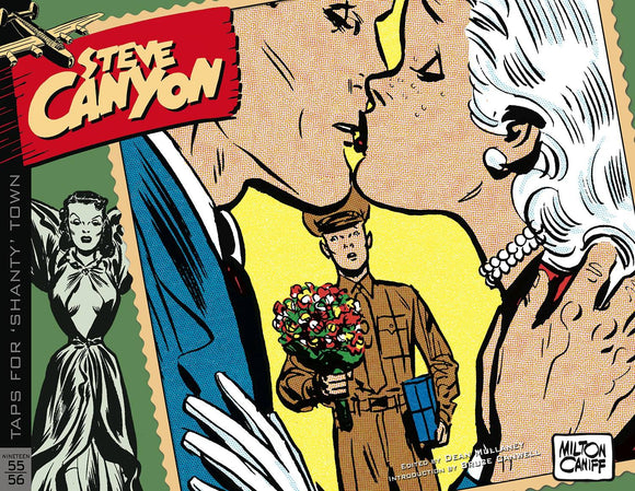 STEVE CANYON HC VOL 05 1955-1956