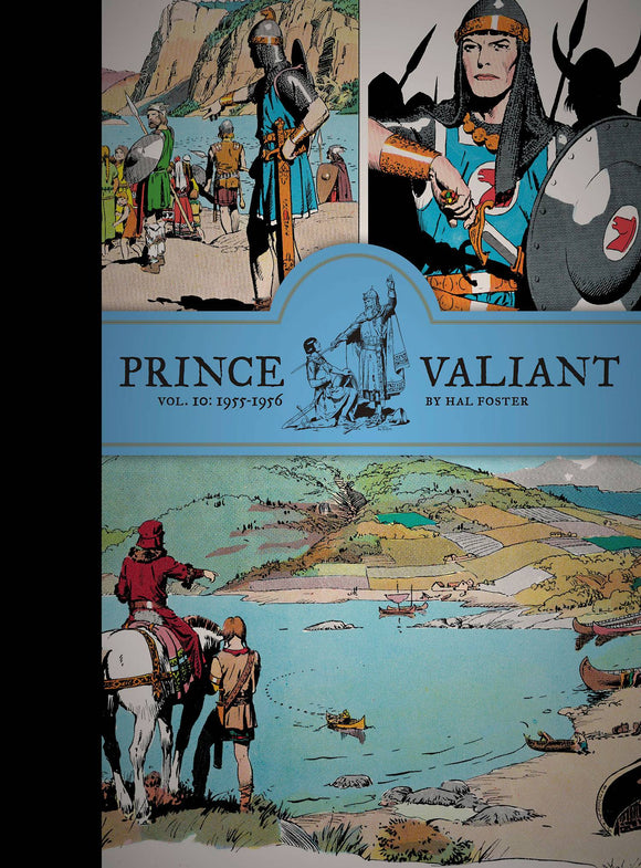 PRINCE VALIANT HC VOL 10 1955-1956