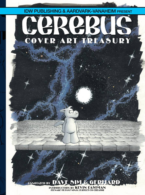 CEREBUS COVER GALLERY HC