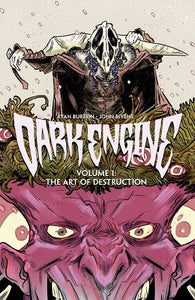 DARK ENGINE TP VOL 01 ART OF DESTRUCTION