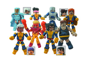 MARVEL MINIMATES SER 60 WOLVERINE/THE BLOB