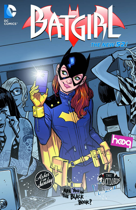 BATGIRL HC VOL 01 THE BATGIRL OF BURNSIDE