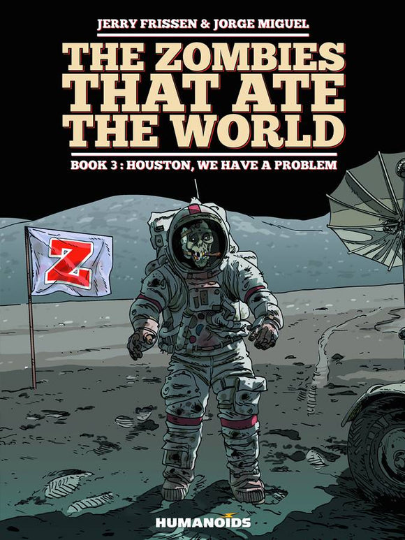 ZOMBIES THAT ATE THE WORLD HC