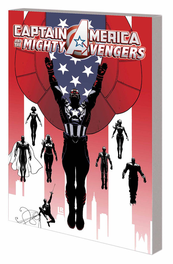 CAPTAIN AMERICA MIGHTY AVENGERS TP VOL 01 OPEN FOR BUS