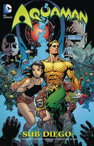 AQUAMAN TP VOL 01 SUB DIEGO