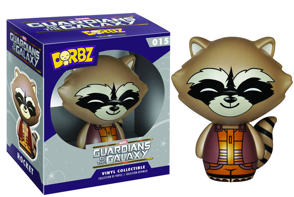 DORBZ 15 GUARDIANS OF THE GALAXY ROCKET RACCOON