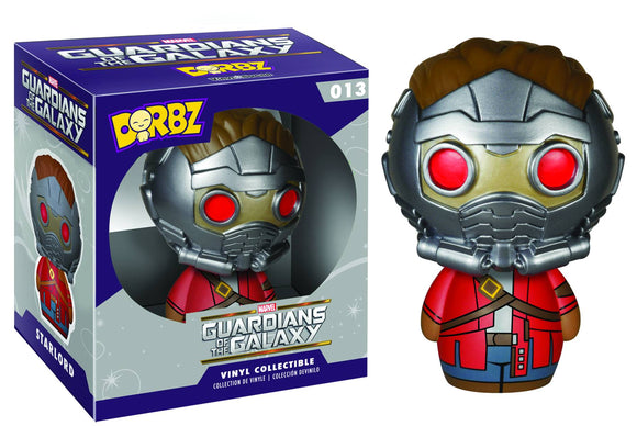 DORBZ 13 GUARDIANS OF THE GALAXY STAR-LORD
