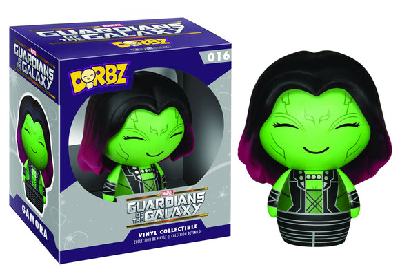 DORBZ 16 GUARDIANS OF THE GALAXY GAMORA