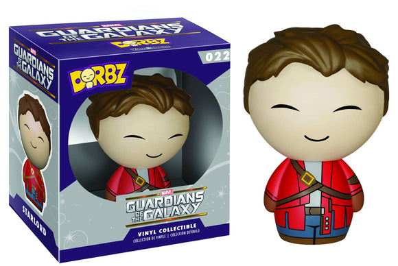 DORBZ 22 GUARDIANS OF THE GALAXY UNMASKED STAR-LORD