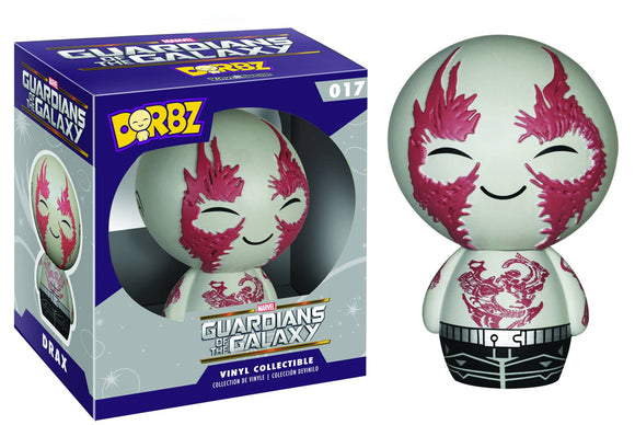 DORBZ 17 GUARDIANS OF THE GALAXY DRAX