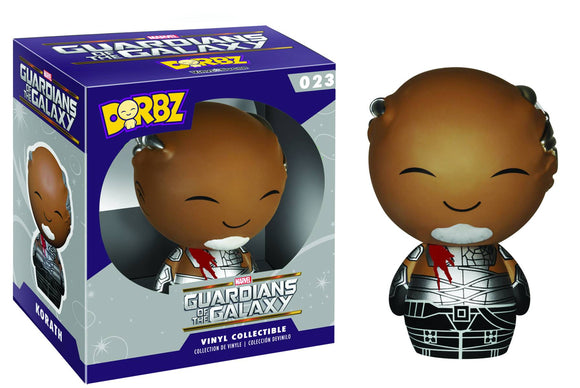 DORBZ 23 GUARDIANS OF THE GALAXY KORATH