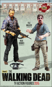 WALKING DEAD TV SERIES 7 AF WV2 FLU WALKER