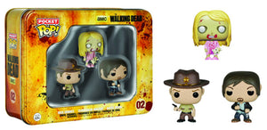 POCKET POP TINS WALKING DEAD