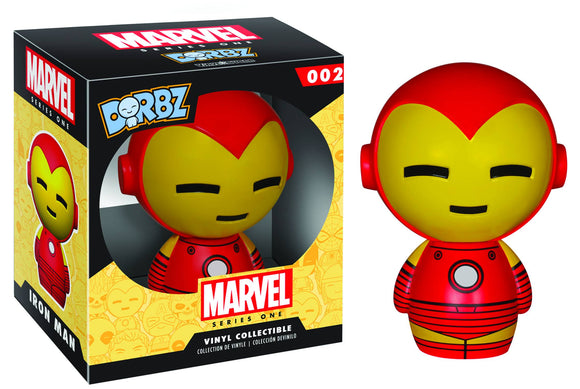 DORBZ 02 IRON MAN