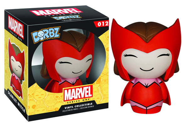 DORBZ 12 SCARLET WITCH
