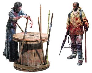 WALKING DEAD TV MORGAN DLX BOX SET
