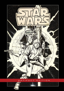 STAR WARS ARTIFACT ED HC