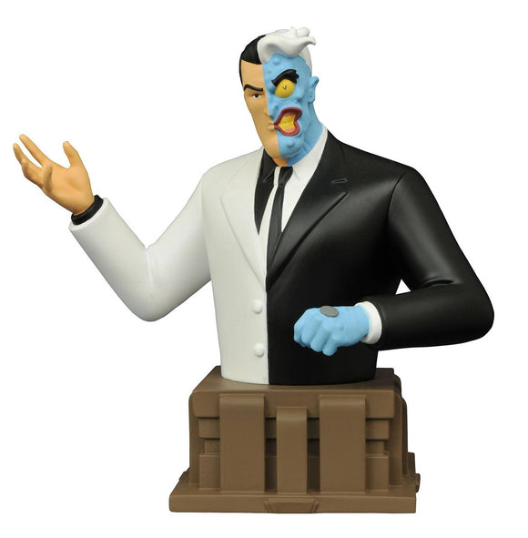 BATMAN TAS TWO-FACE BUST