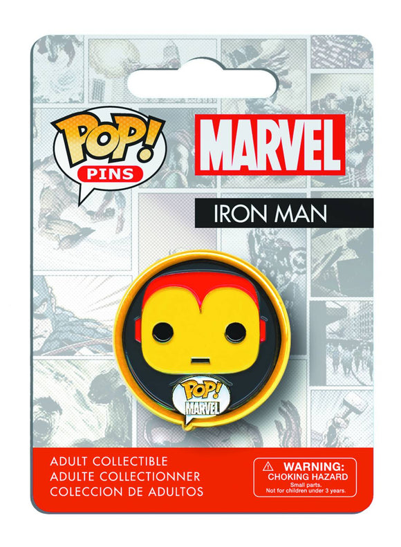 POP PINS MARVEL IRON MAN