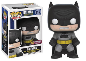 POP DC HEROES DARK KNIGHT RETURNS BATMAN BLACK PX VINYL FIG