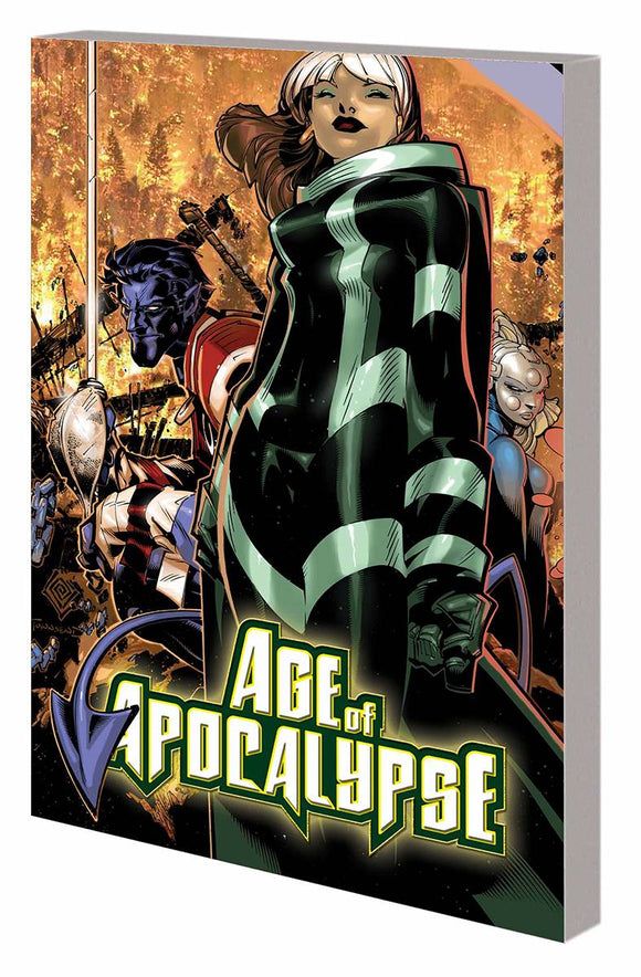X-MEN AGE OF APOCALYPSE TP TWILIGHT