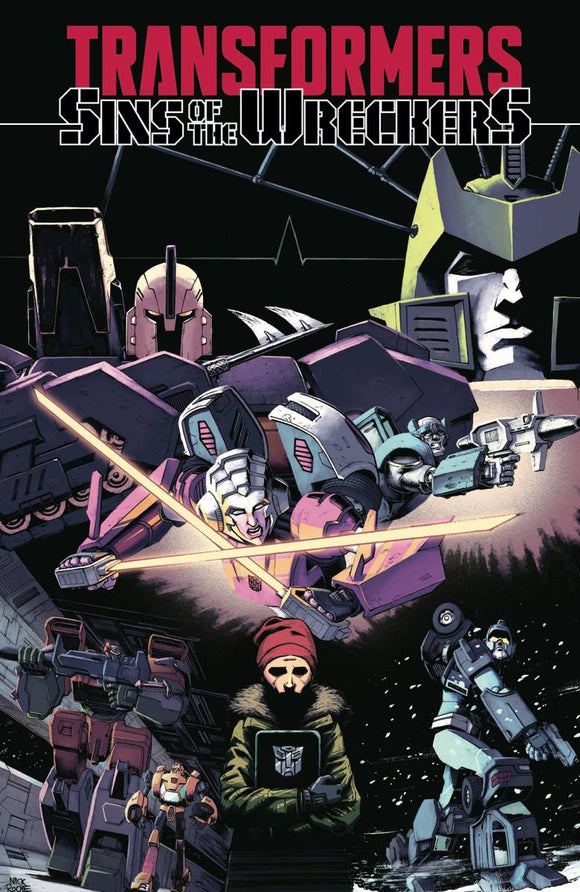 TRANSFORMERS SINS OF WRECKERS TP