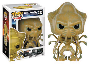 POP MOVIES 283 INDEPENDENCE DAY ALIEN VINYL FIG