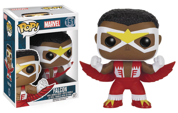 POP MARVEL 151 FALCON CLASSIC VINYL FIG