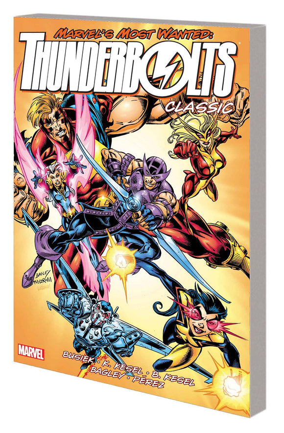 THUNDERBOLTS CLASSIC TP VOL 03 NEW PTG