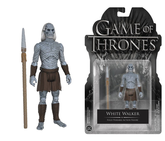 GAME OF THRONES ACTION FIGURE WHITE WALKER