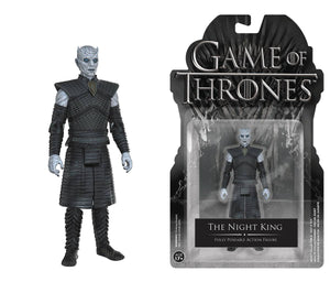 GAME OF THRONES ACTION FIGURE THE NIGHT KING