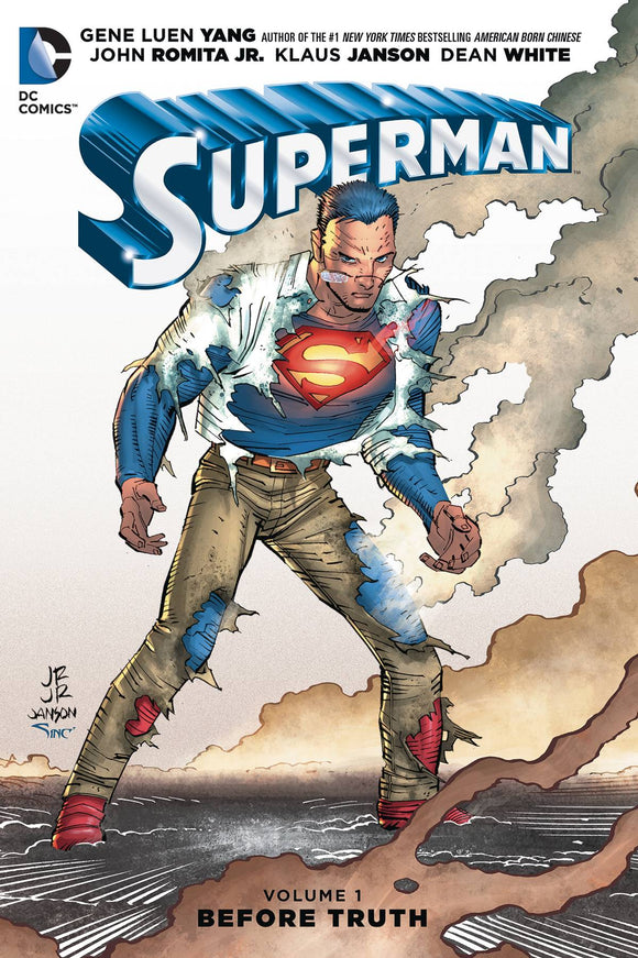 SUPERMAN TP VOL 01 BEFORE TRUTH
