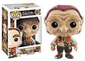 POP MOVIES 367 LABYRINTH HOGGLE VINYL FIG