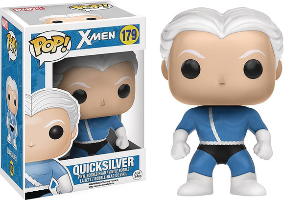 POP MARVEL 179 X-MEN QUICKSILVER