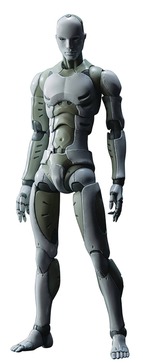 TOA HEAVY INDUSTRIES SYNTHETIC HUMAN 1/12 SCALE AF