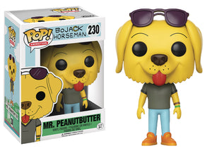 POP ANIMATION 230 BOJACK HORSEMAN MR PEANUTBUTTER