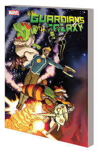 ALL NEW GUARDIANS OF GALAXY TP VOL 01 COMMUNICATION BR