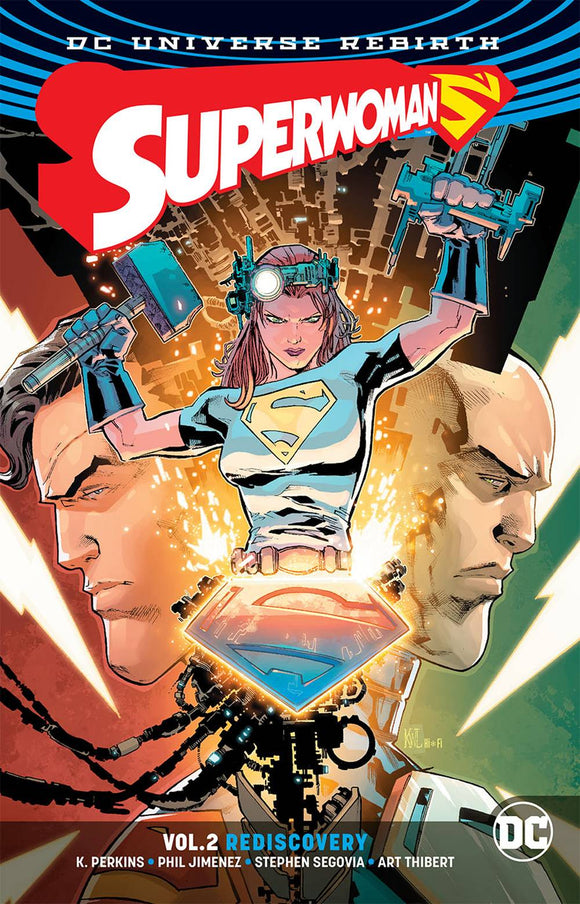 SUPERWOMAN TP VOL 02 REDISCOVERY