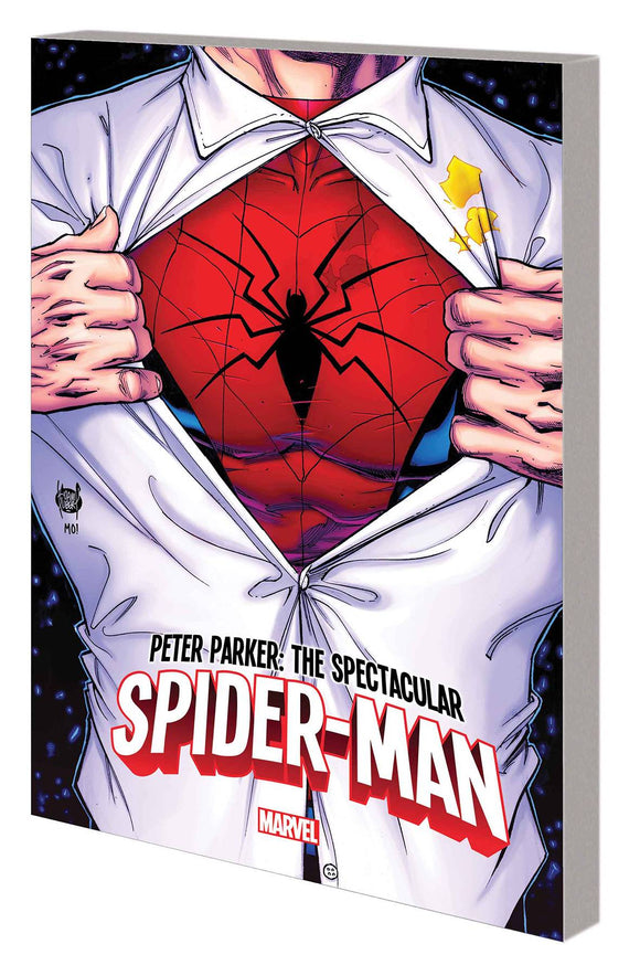 PETER PARKER SPECTACULAR SPIDER-MAN TP VOL 01 INTO TWI