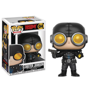 POP COMICS 04 HELLBOY LOBSTER JOHNSON