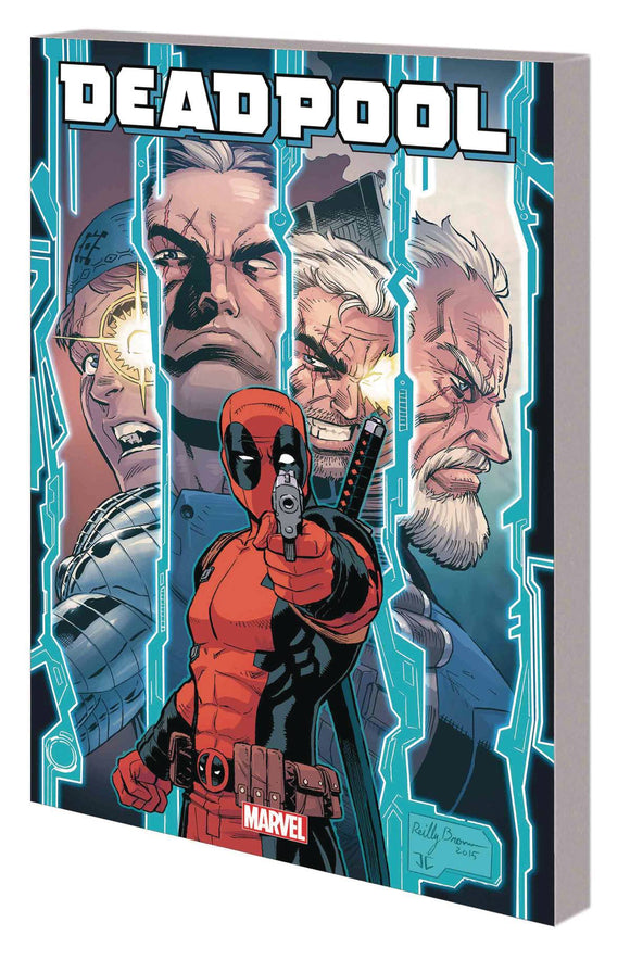 DEADPOOL CLASSIC TP VOL 21 DVX