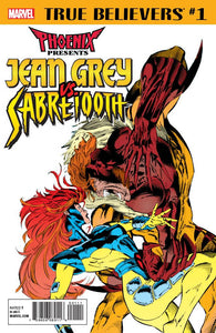 TRUE BELIEVERS PHOENIX PRESENTS JEAN GREY VS. SABRETOO