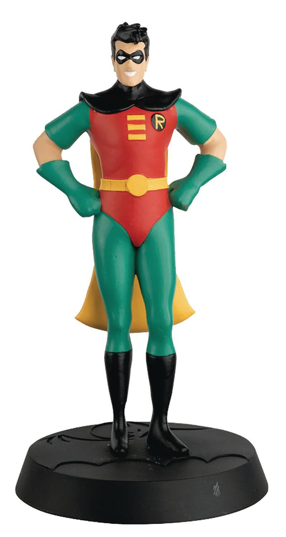 DC BATMAN TAS FIG COLL #6 ROBIN