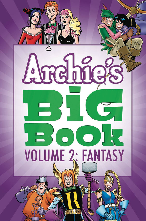ARCHIES BIG BOOK TP VOL 02 FANTASY