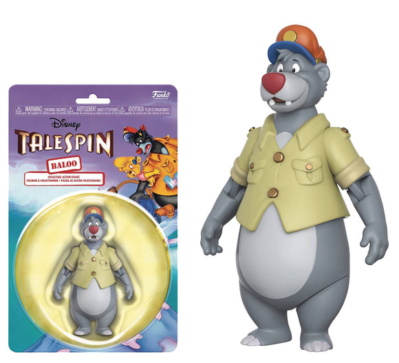 DISNEY AFTERNOON ACTION FIGURE BALOO