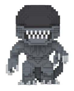 POP 8-BIT HORROR 24 ALIEN