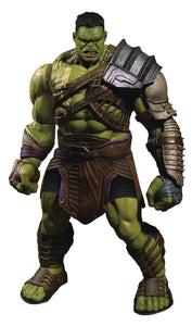ONE-12 COLLECTIVE MARVEL THOR RAGNAROK GLADIATOR HULK AF
