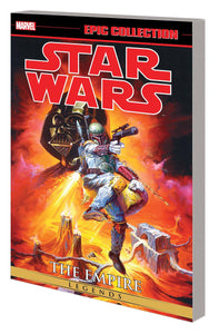 STAR WARS LEGENDS EPIC COLLECTION EMPIRE TP VOL 04